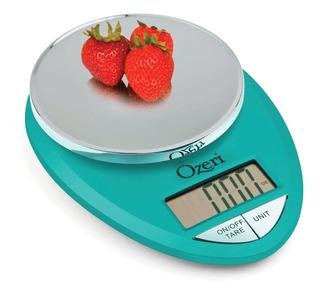 Ozeri Pro - Báscula Digital De Cocina, Capacidad De 0.04o