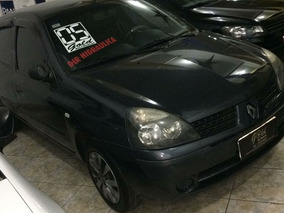 Renault Clio Sedan 1.0 16v Expression 4p