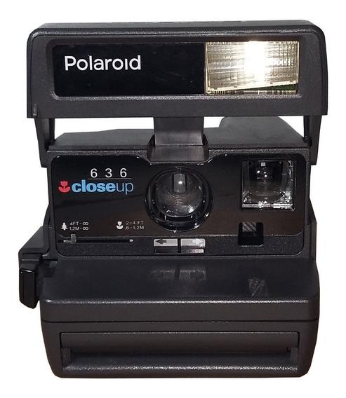 Câmera Polaroid 636 - Para Retirada De Peça