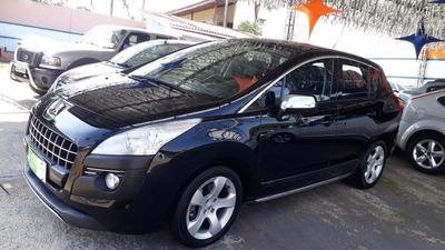 Peugeot - 3008 Griffe 1.6 Turbo Automática 2012
