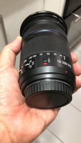 Samsung 18-200mm F/3.5-6.3 - Ois Estabilização - Nova!