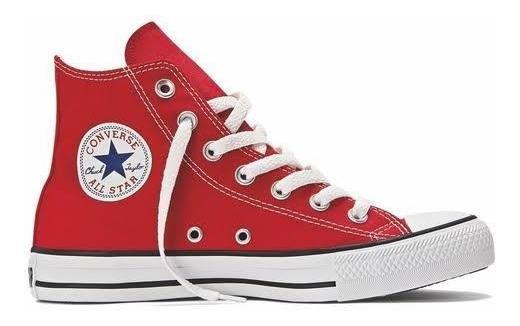 Tênis Converse Chuck Taylor All Star Core Hi Original Cores