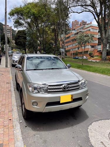 Toyota Fortuner 2.7l 4x2