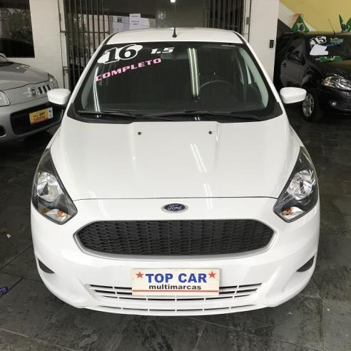Ford Ka 1.5 Hatch 2016 - Completo