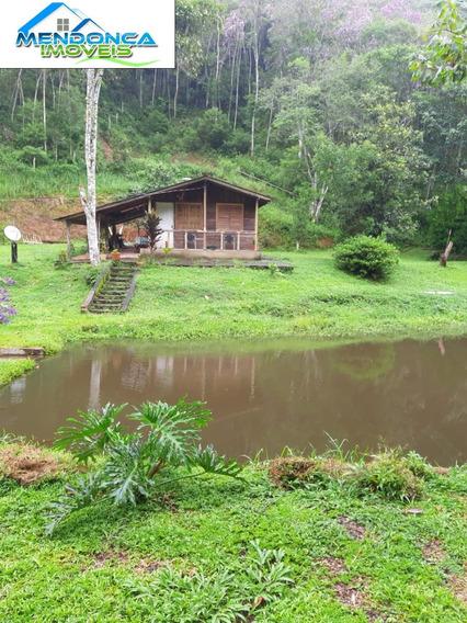 Chácara Com Lago Em Juquitiba Sp.