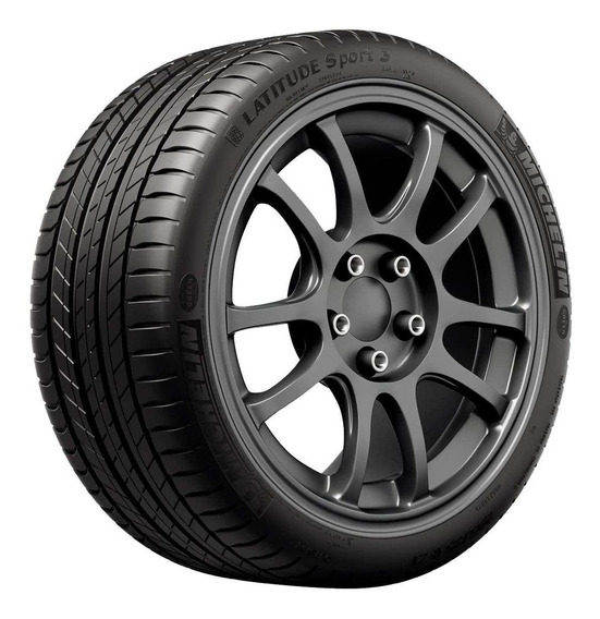 Llanta 295/35r21 Michelin Latitude Sport 3 N1 107y