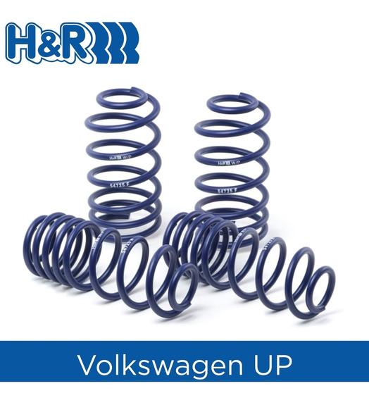 Espirales Progresivos H&r Hyr Hr Sport Alemanes - Vw Up