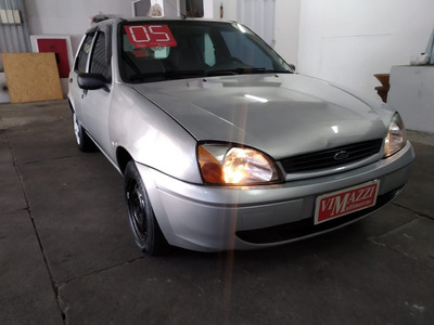 Ford Fiesta 1.0 Mpi Street 8v Gasolina 4p Manual