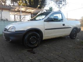 Chevrolet Corsa Pick-up Gl 1.6 2000 Branco Gasolina