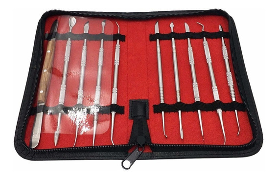 Estecas/ferramentas De Dentista Para Esculpir