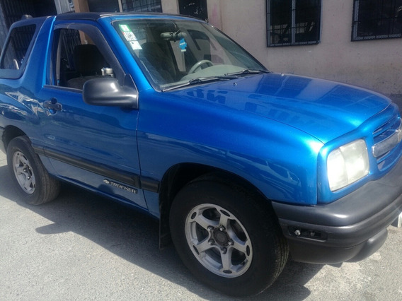 Chevrolet Tracker .