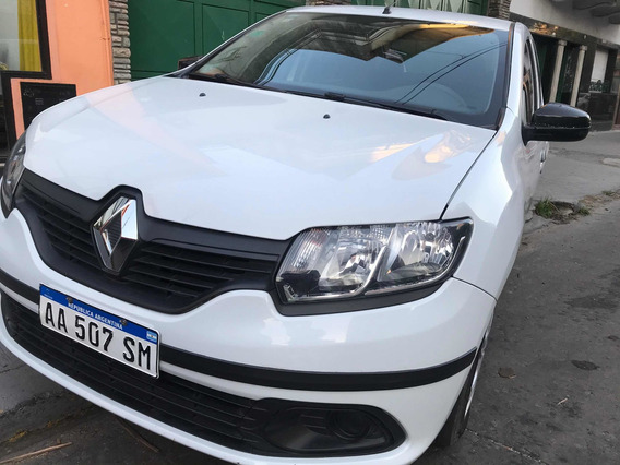 Renault Logan 1.6 Expression 85cv 2016 = 0km Argemotors