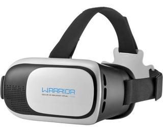Óculos Realidade Virtual Warrior Vr Glasses Js080