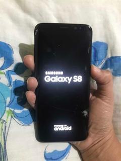 Sansung S8 64gbs Tela Trincada Touch Falhando