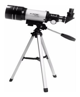 Telescopio Refractor Astronomico Hokenn Hpr70300 Al 70x300