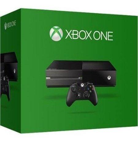 Xbox One 500gb ( Vitrine ) + 1 Jogo