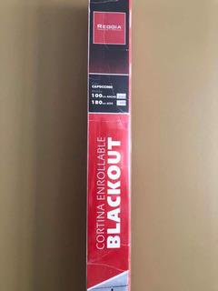 Cortina Blackout Enrollable 1mx1.80