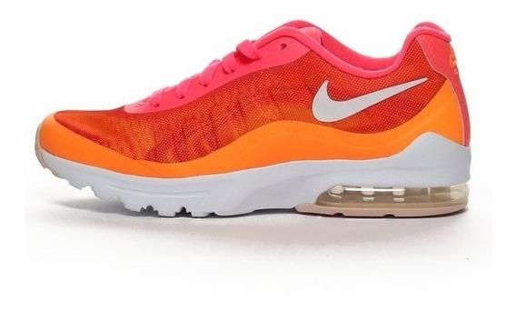 Tenis Nike Air Max Invigor Print Mujer Casual Tavas 90 95 97