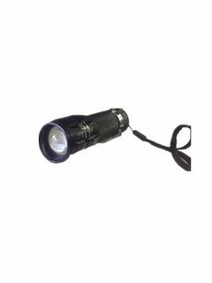 78x Mini Lanterna Tática Led Com Zoom Ajustavel 1x Até 2000x