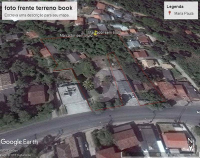 Terreno Residencial À Venda, Rio Do Ouro, Niterói - Te0384. - Te0384