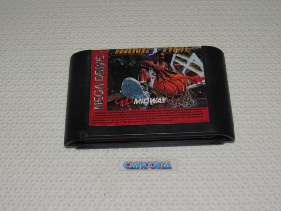 Nba Hang Time Original Tec Toy Mega Drive