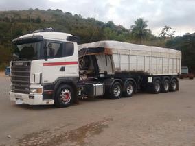 Scania R 420 2006/ E 2007 Todas Com Motor Feito Recente Gar