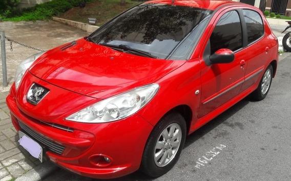 Peugeot 207 1.4 Xr Sport 8v Flex 4p Manual - 2012/12