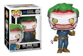 Funko Pop The Joker 273 - Super Heroes