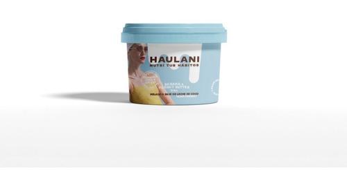 Helado Haulani Banana & Mantequilla De Maní X 120cc