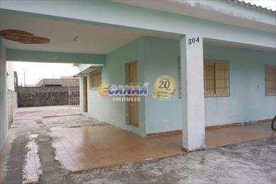 Casa Com 2 Dorms, Balneário Flórida Mirim, Mongaguá - R$ 170 Mil, Cod: 4150 - V4150