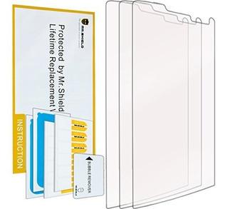 Mr Shield Para Lg Power Lg Risio Premium Clear Protector De