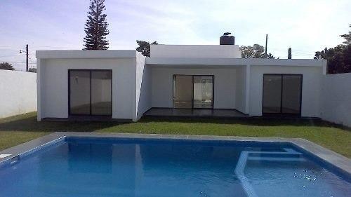 Excelente Casa En Oaxtepec Acepto Creditos