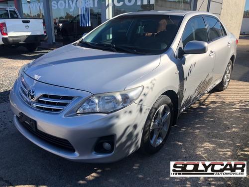 Toyota Gli 1.8 Extra Full, Inmaculado, Un Dueño, Año 2012 !!