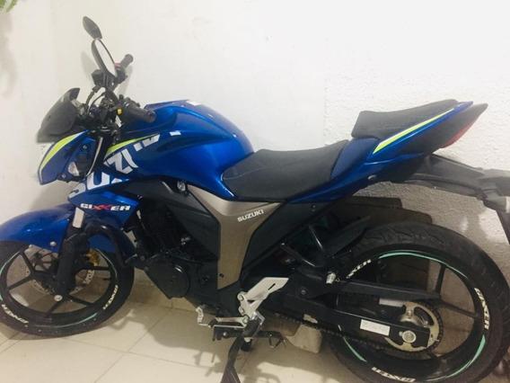 Suzuki Gixxer 150 Excelente Estado