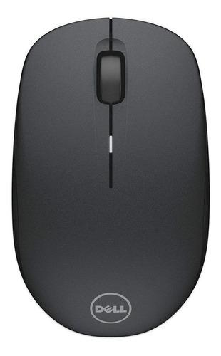 Imagen 1 de 3 de Mouse inalámbrico Dell  WM126 black