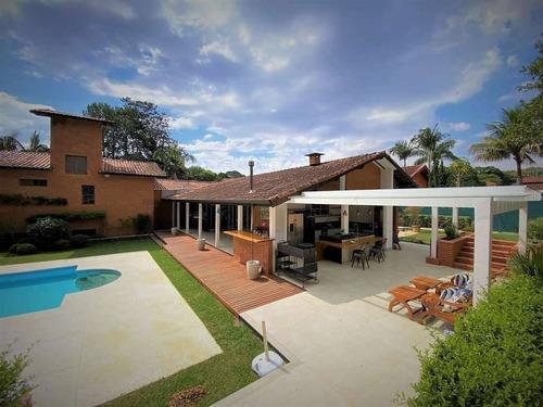 Casa Com 4 Dormitórios À Venda, 594 M² Por R$ 2.100.000,00 - Chácara Das Paineiras - Carapicuíba/sp - Ca0665