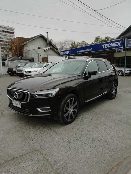 Volvo Xc60 D5 4wd At Plus, Añ0 2019, 12.500 Kms; $38.900.000