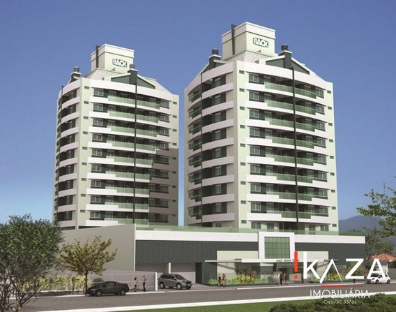 Residencial Back Green Towers-3 Dorm/suite -trindade - 1658