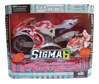 G.i.joe Cobra Ninja Hovercycle Op4