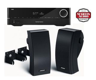 Sistema Audio Exterior Bose Harman Kardon Zona Norte