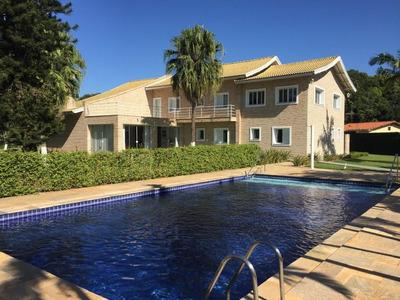 Casa Em Fazenda Vila Real De Itu, Itu/sp De 650m² 5 Quartos À Venda Por R$ 2.500.000,00 - Ca231635