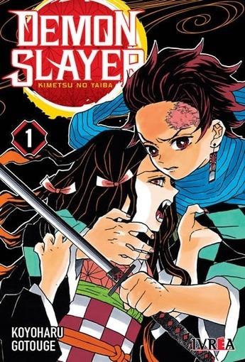 Demon Slayer - Kimetsu No Yaiba # 01 - Koyoharu Gotouge