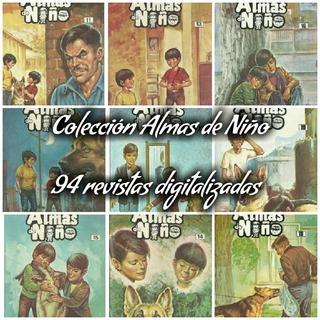 Colección Alma De Niñoantiguas Revistas Digitalizadas