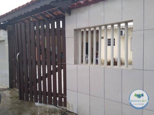 Edícula Com 2 Dormitórios À Venda Por R$ 130.000,00 - Jardim Itapel - Itanhaém/sp - Ed0010