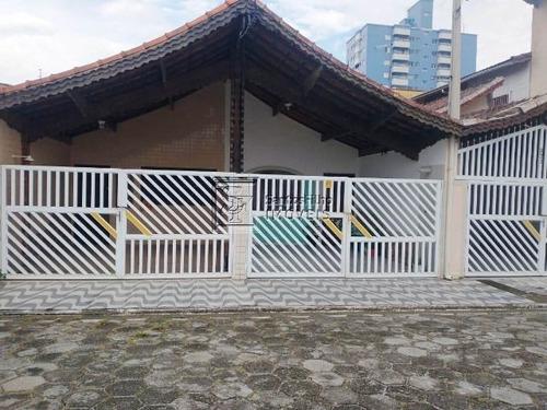 Casa Geminada, 2 Dormitórios, 150 Mts Da Praia (ca400)