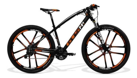 Bicicleta Gts Aro 29 F Hidráulico 27v I-vtec Mx9 Magnesio Cl