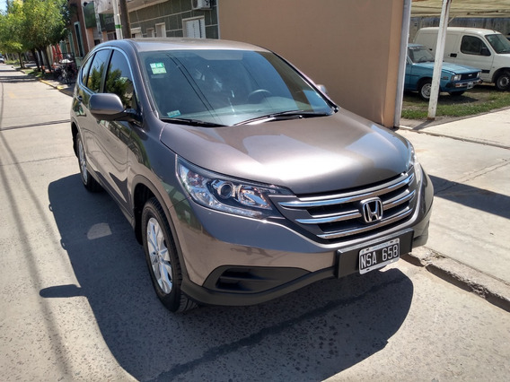 Honda - Crv 4x2 Lx At 5p 2.4 N 2014