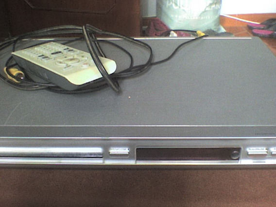 Dvd Marca Phillips Con C/r Y Cables A/v(15$)