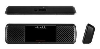Parlante Portatil Microlab 4.5 W Usb Md200 6 Cuotas