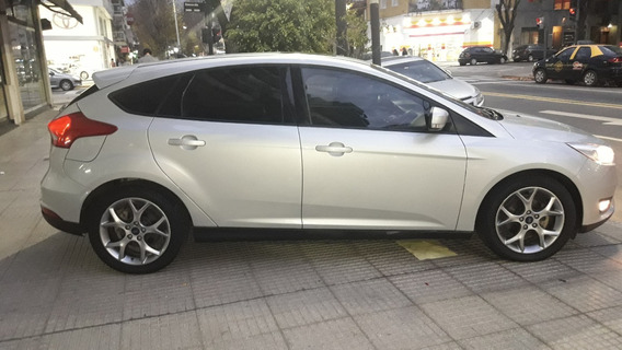 Ford Focus Iii Se Plus 2.0 Cuero 2016